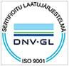 ISO 9001 sertifikaatti