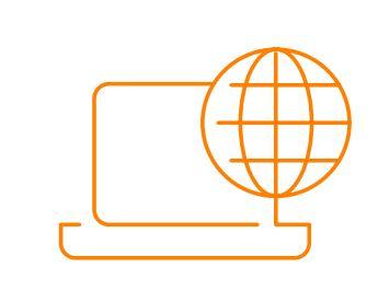 Maailmaverkkokauppa-ikoni