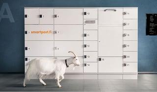 Smartpost automaatti